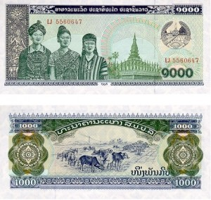 Money-Laos