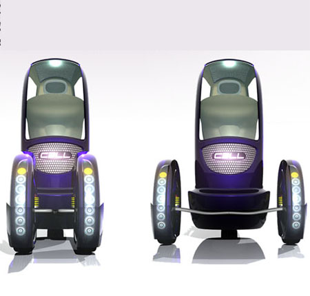 cell two seater